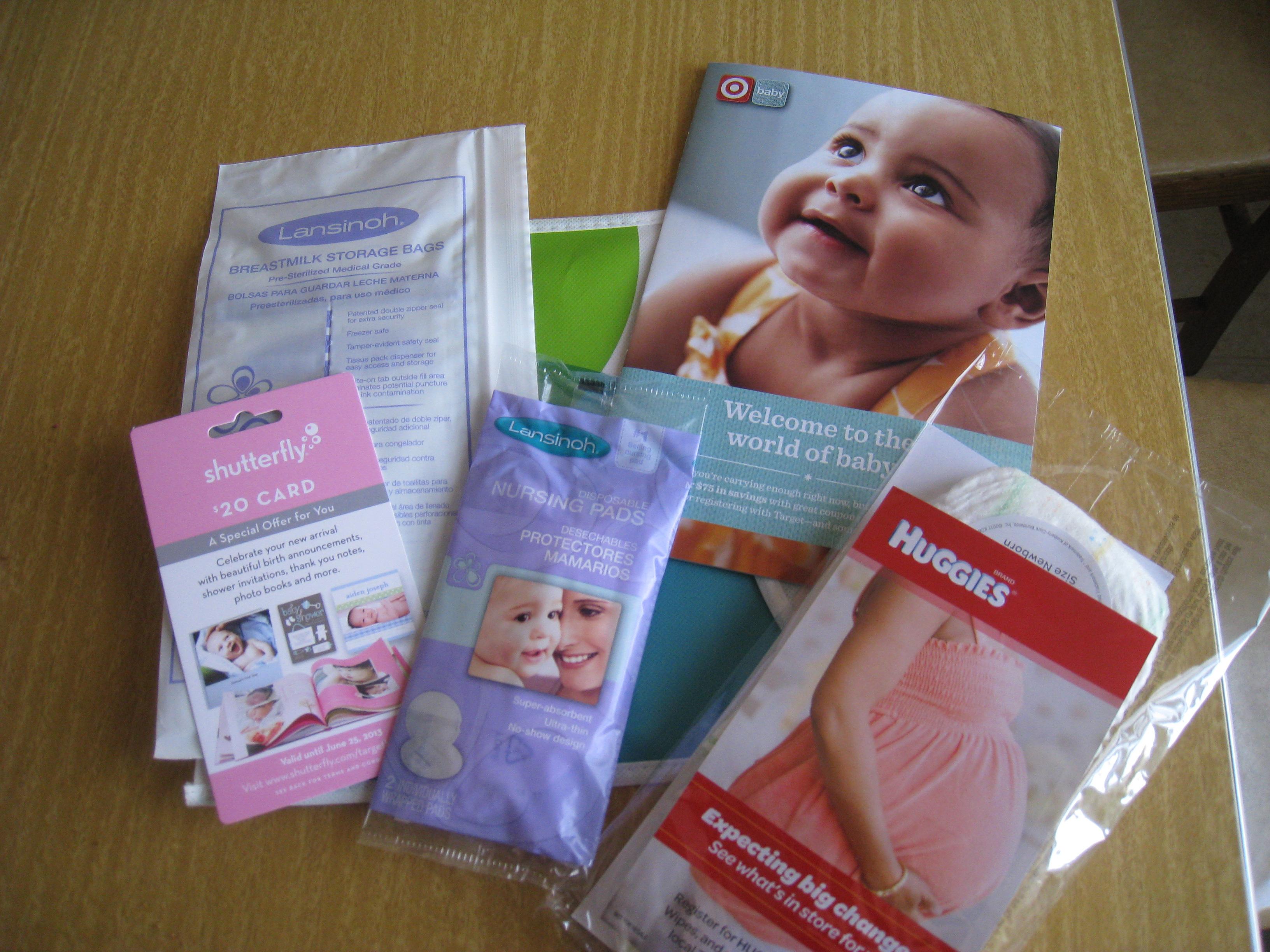 baby registry freebies thinker mommy