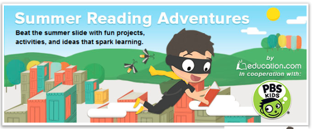 PBS Kids Summer Reading