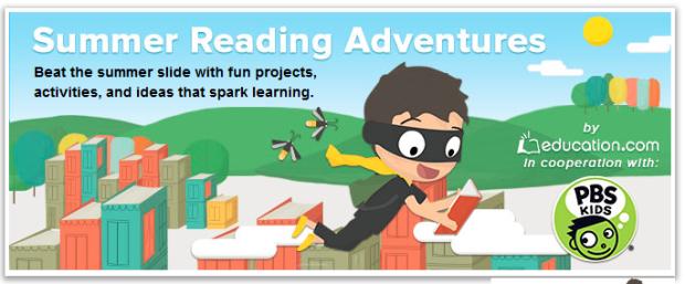 PBS Kids Summer Reading