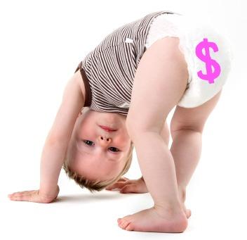 toddler upsidedown $