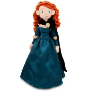 merida plush doll