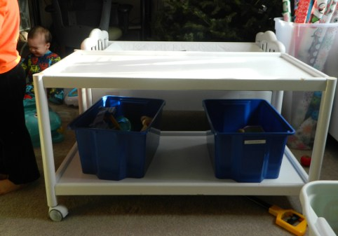 The Changing Table: After