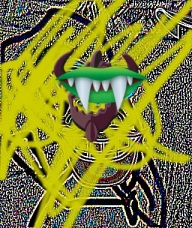 Random picture found on my iPhone after O had played with it