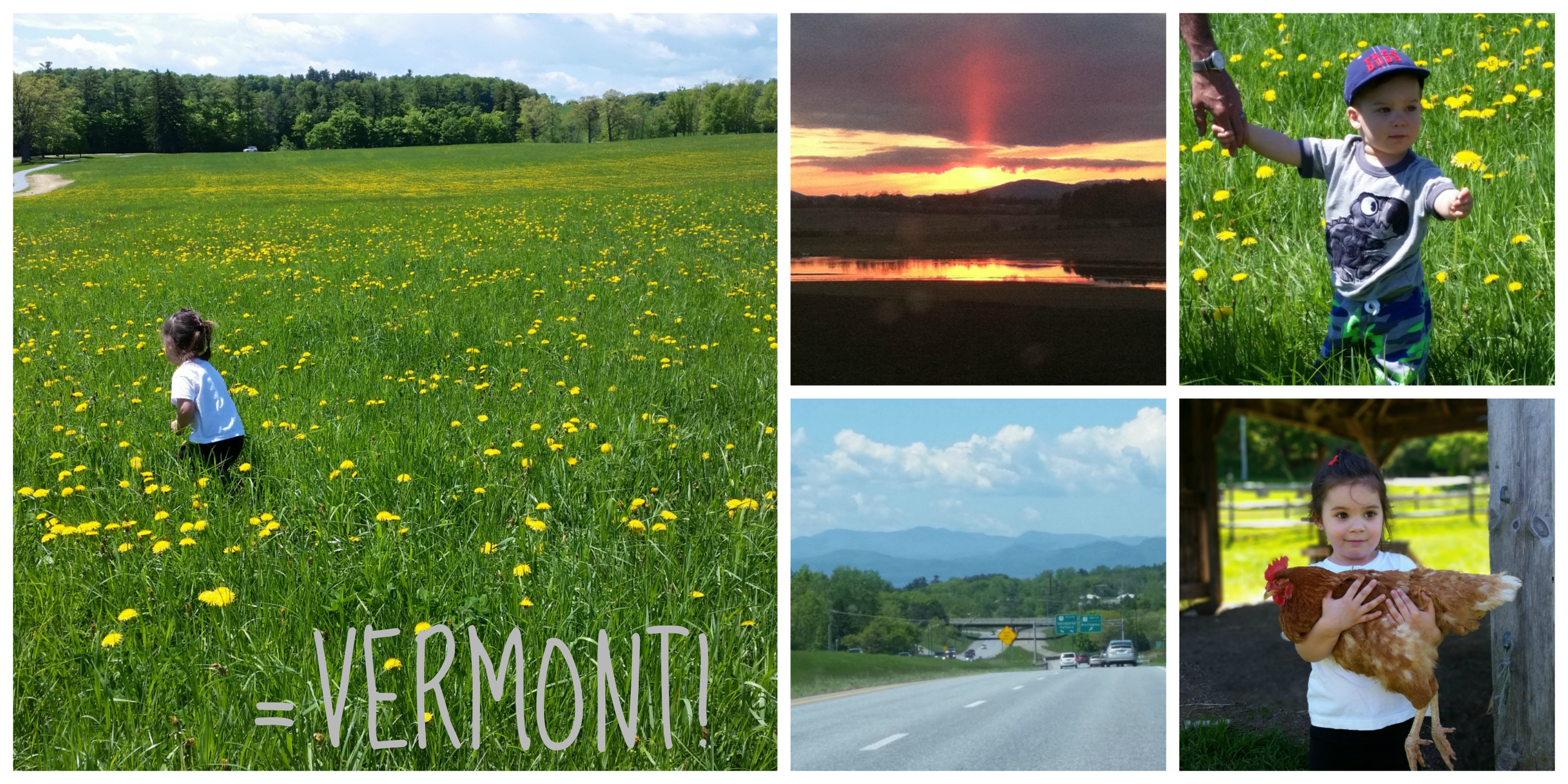 vermont blog collage big