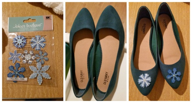 How to DIY your own Frozen Elsa Costume Shoes